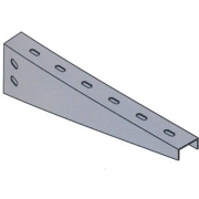 Brackets for Plugging on to U - Support